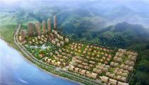 湖北黄石时代仁智山水园林景观设计