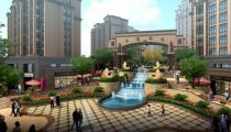 高安世博华城景观设计